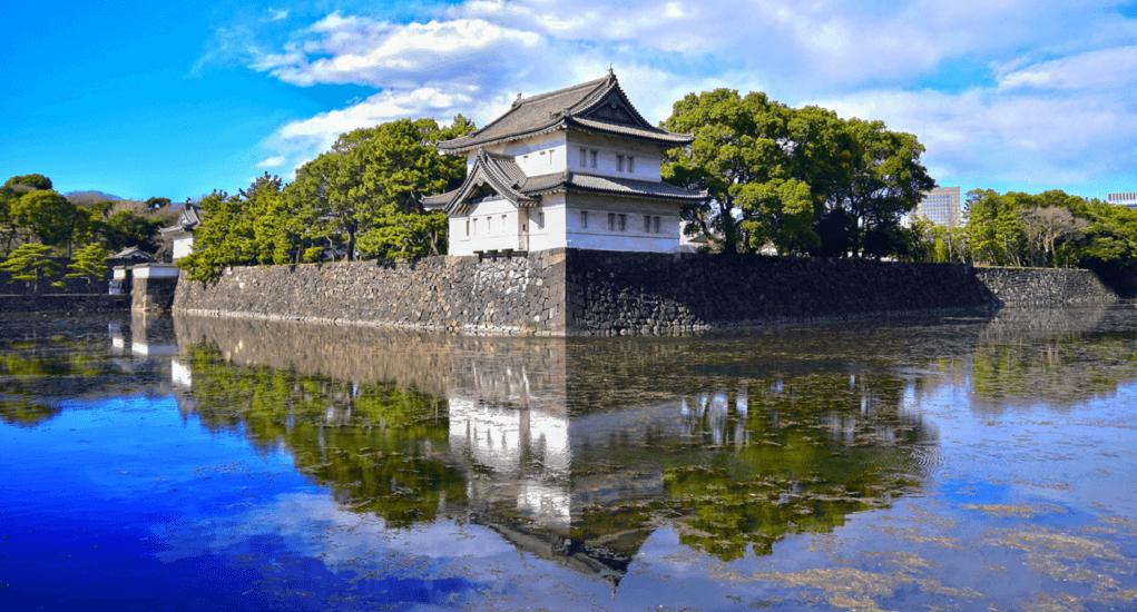 Tokyo - Tokyo Palace Area