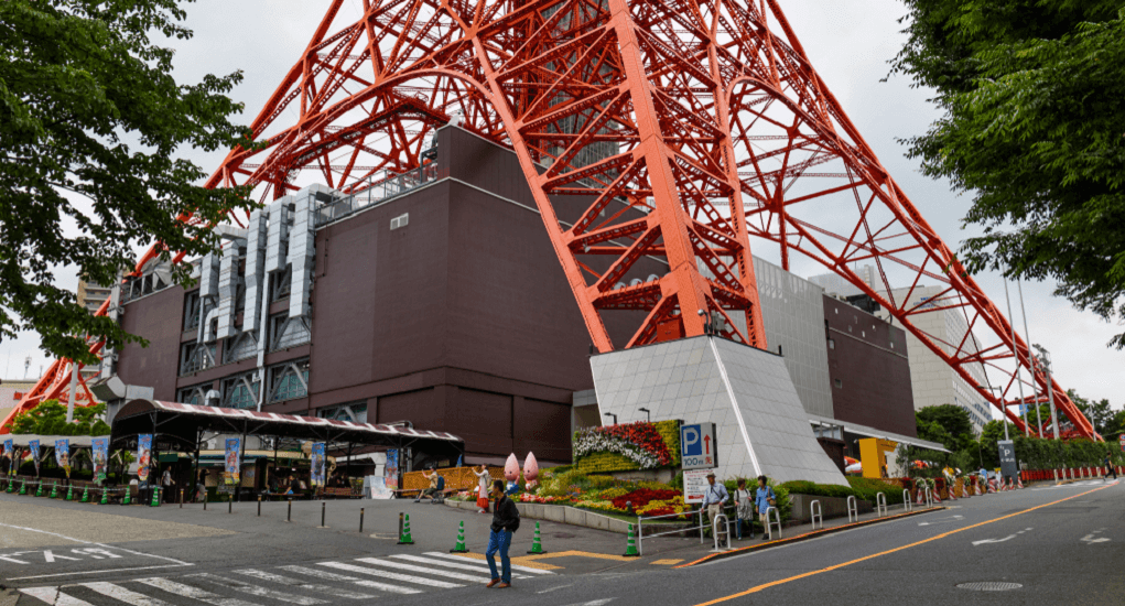Tokyo Tower - Feature Image