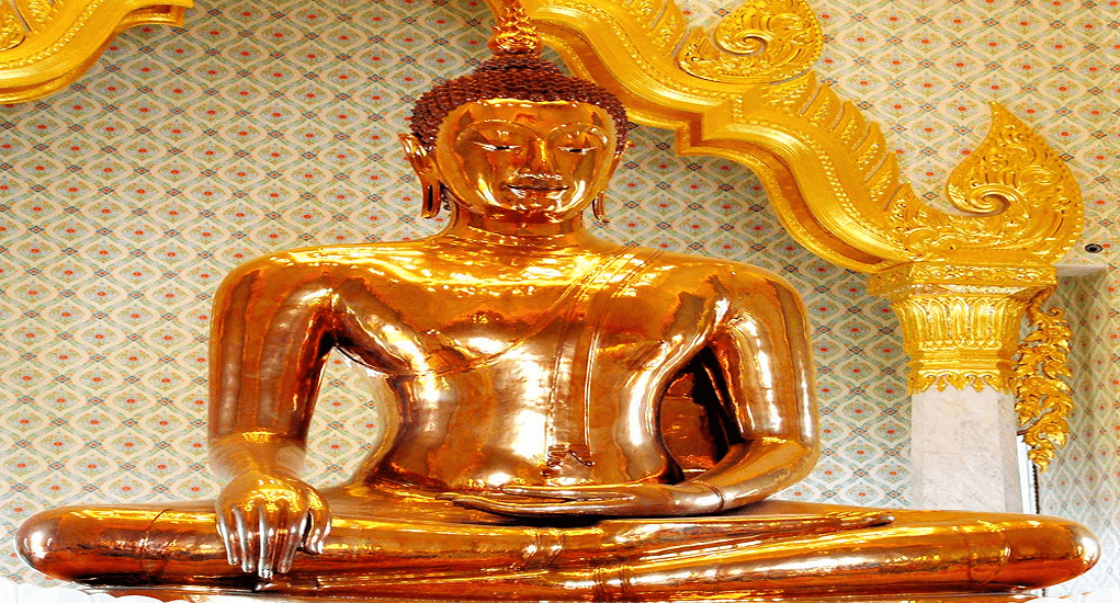 Ton Gold Buddha, Kuil Patung Emas Buddha