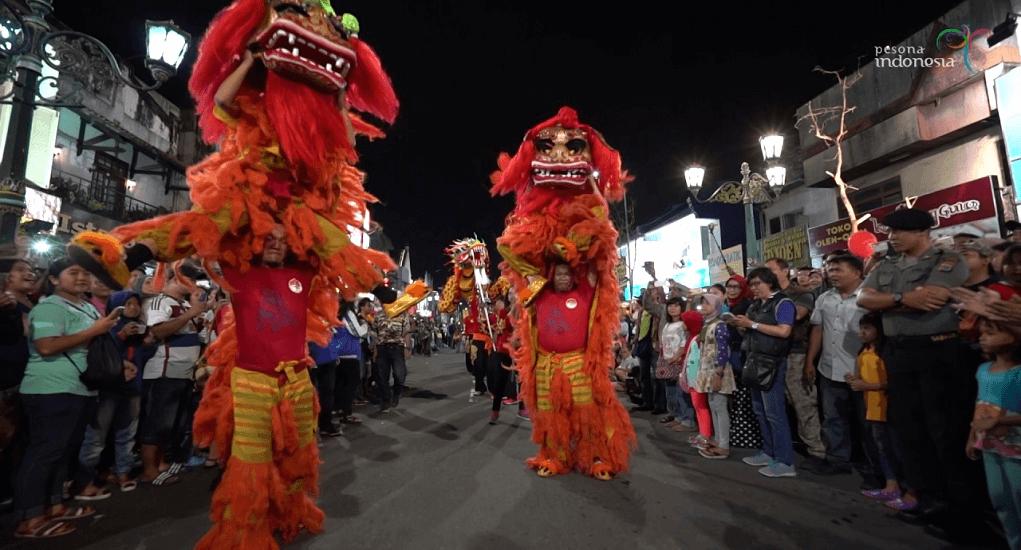 Tradisi Imlek Unik di Indonesia - Pekan budaya Tionghoa di Yogyakarta