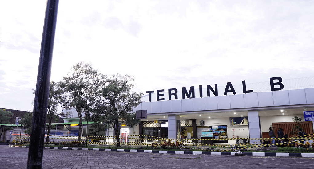 Transportasi Bandara Adi Sucipto - Terminal B