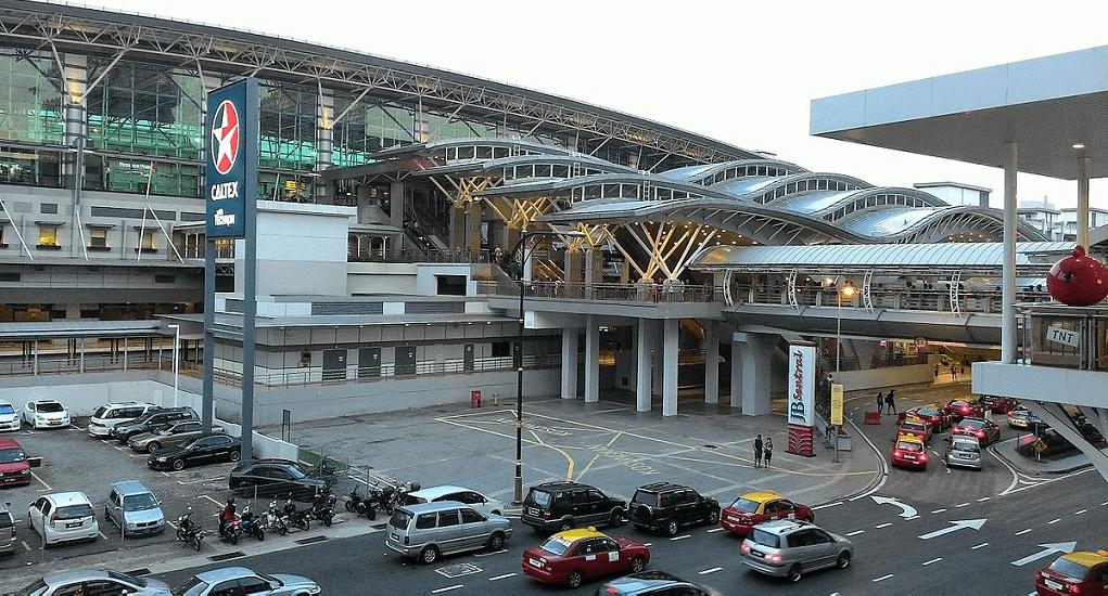 Transportasi ke Johor Baru