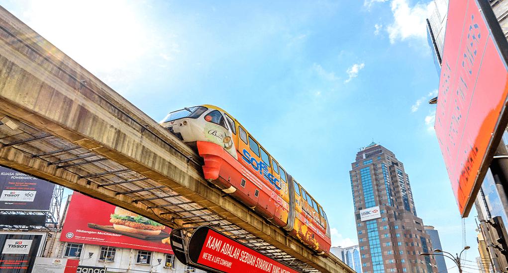 Transportasi ke Kuala Lumpur