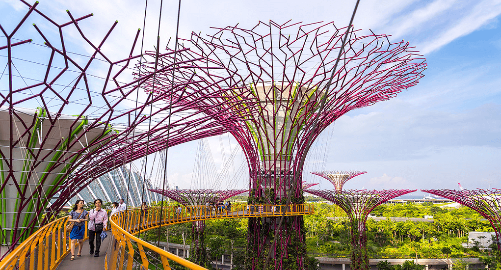 Traveling to Singapore - Gardens by the Bay