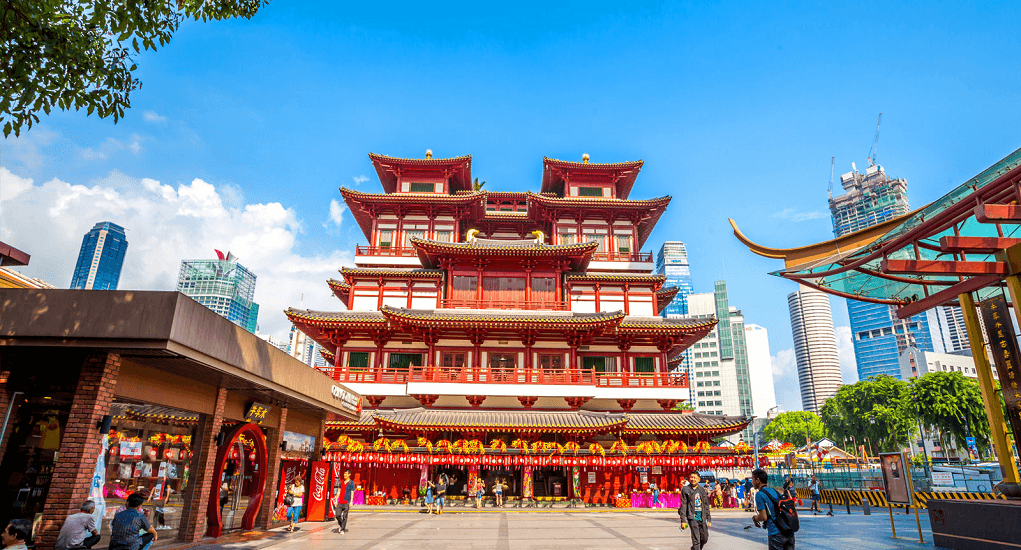 Traveling to Singapore - Singapore Chinatown