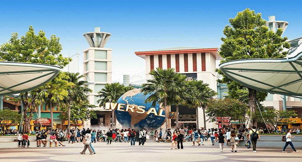 Traveling to Singapore - Universal Studio Singapore