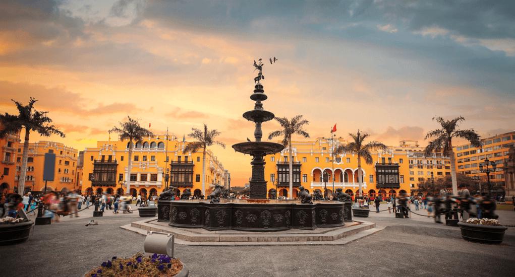 Travelling - Peru
