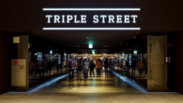 incheon triple street