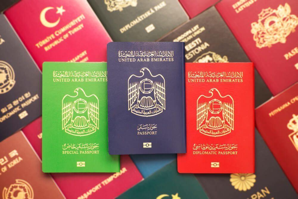 UAE PAssports