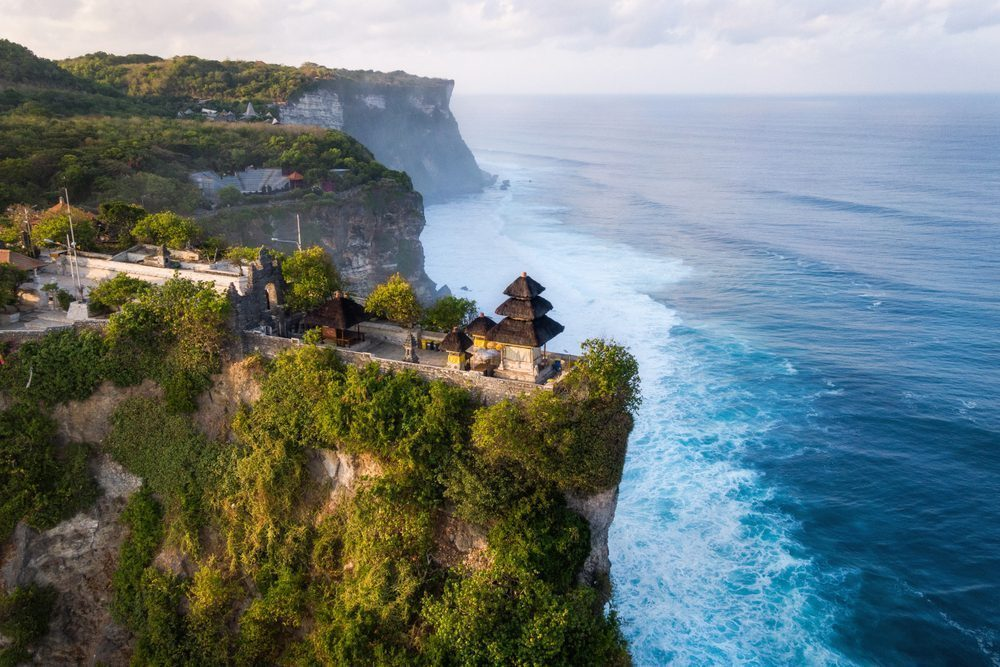 Uluwatu Temple - The Most Famous Temple in Bali