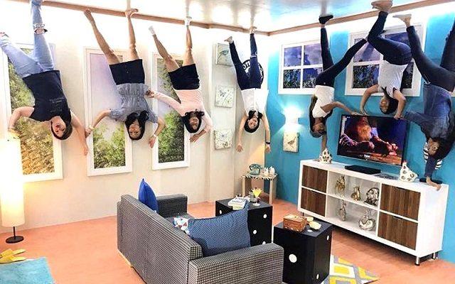 tempat wisata upside down world