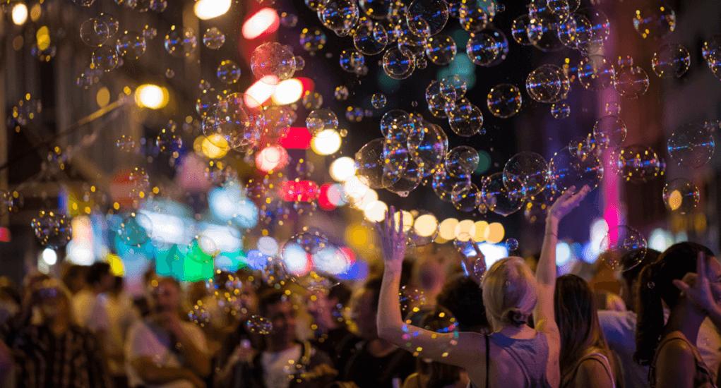 Various festivals in Frankfurt