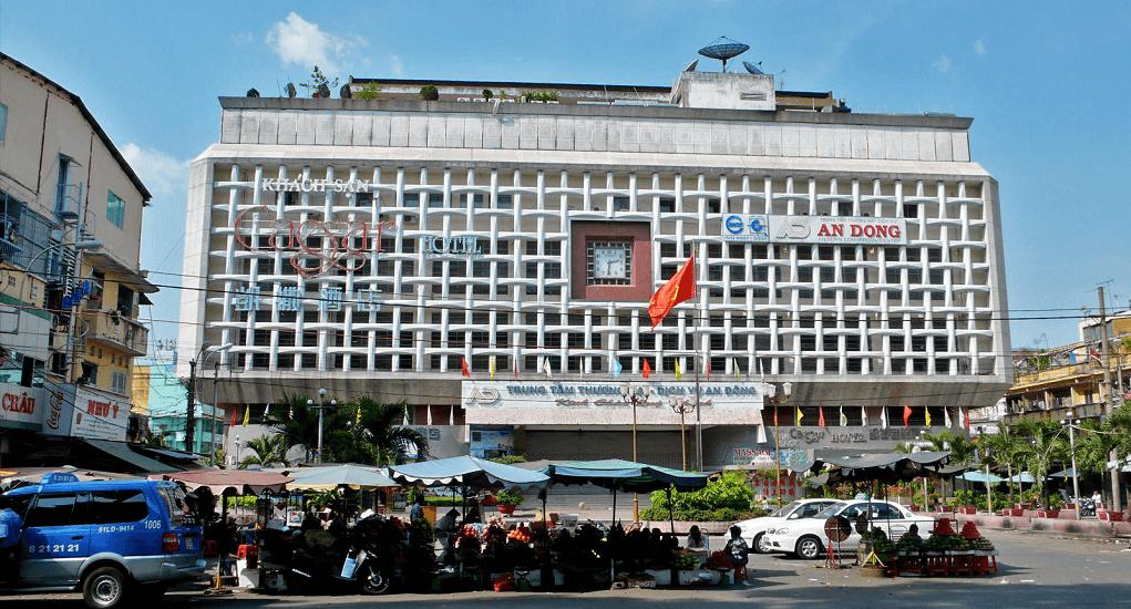 Vietnam - An Dong Market