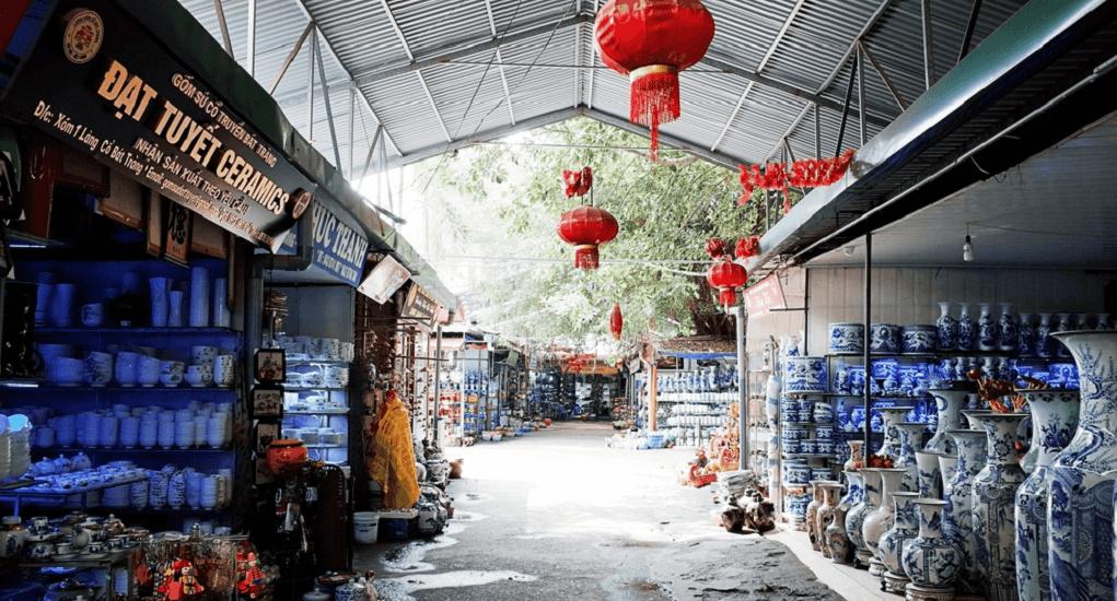 Vietnam - Bat Trang Pottery Village