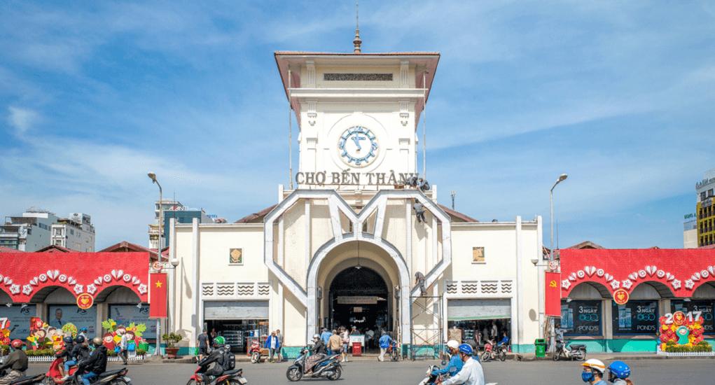 Vietnam - Ben Thanh Market