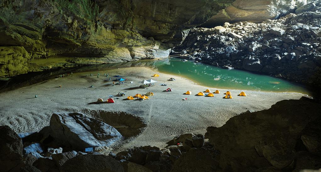 Vietnam - Caving at Hang Son Doong Cave