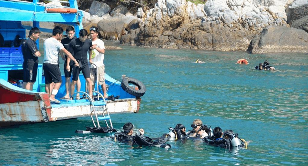 Vietnam - Diving in Nha Trang