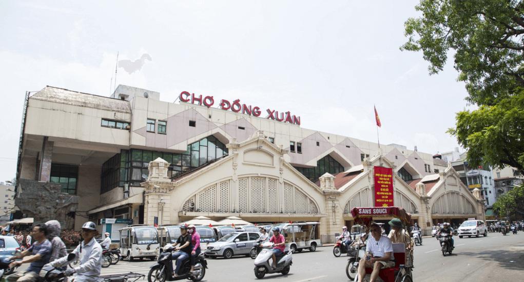 Vietnam - Dong Xuan Market