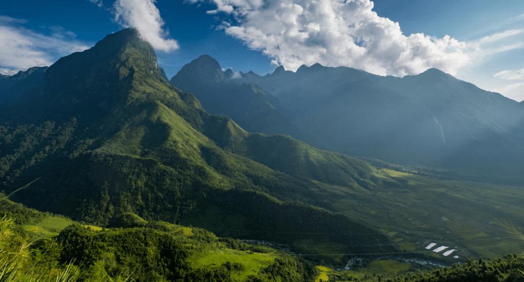 Vietnam - Fansipan Mountain