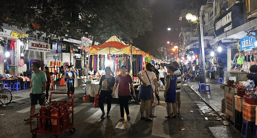 Vietnam - Hang Gai