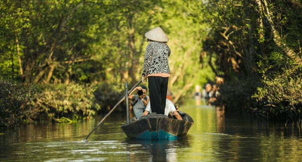 Vietnam - Kayaking