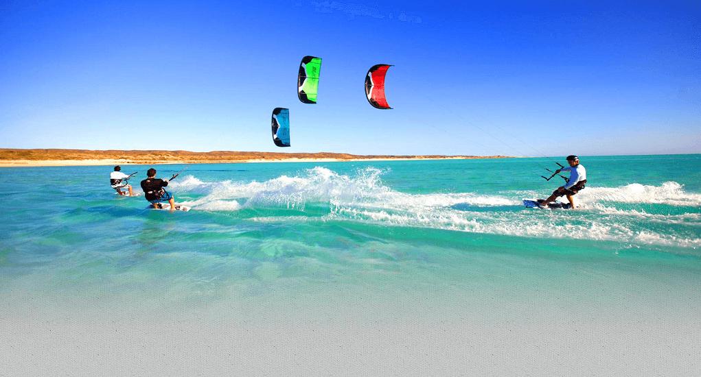 Vietnam - Kitesurfing