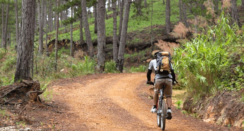 Vietnam - Mountain biking