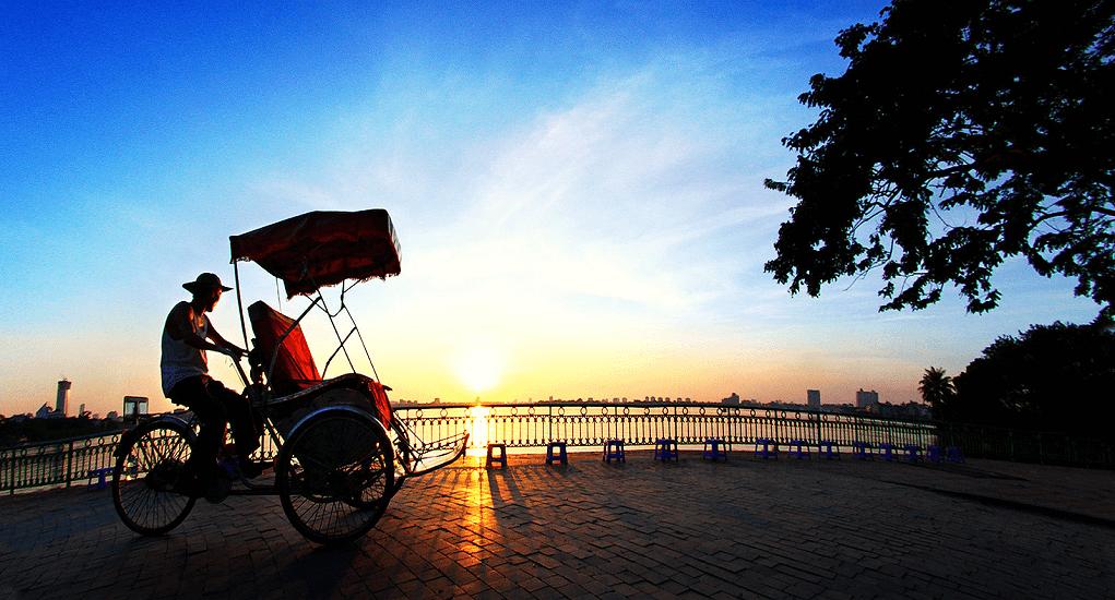 Vietnam - Rickshaw