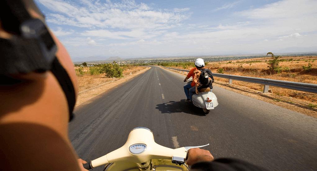 Vietnam - Riding a motorbike from Ho Chi Minh to Hanoi or Vice Versa
