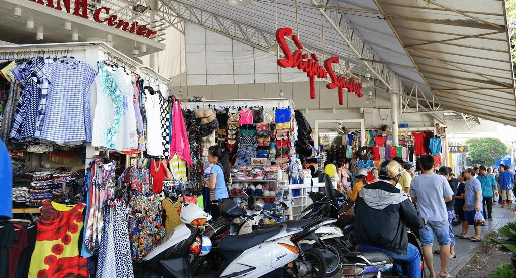 Vietnam - Saigon Square