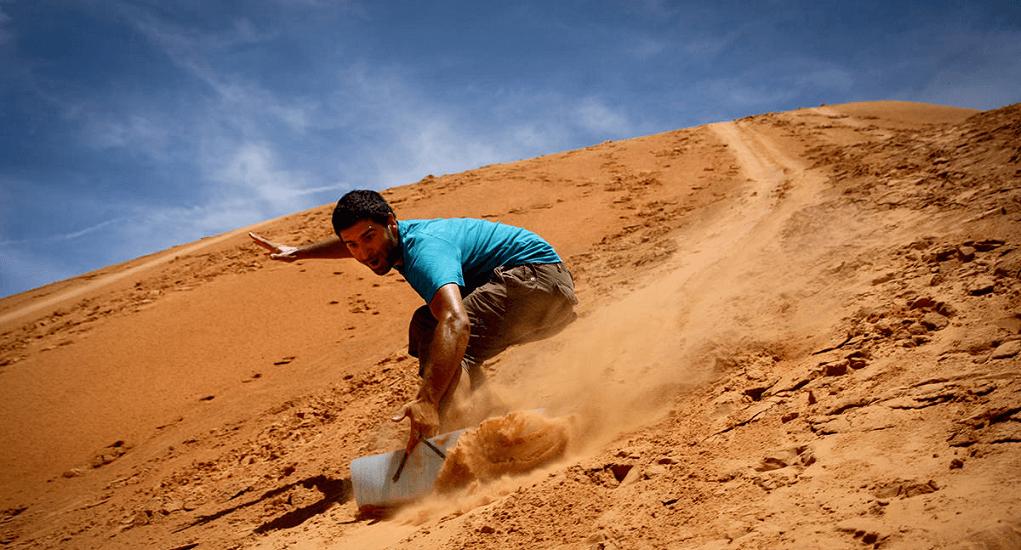 Vietnam - Sand Dunes of Mue Ne