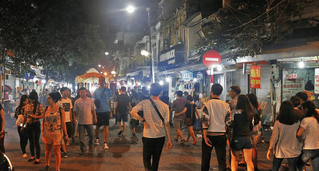 Vietnam - Street Night Market