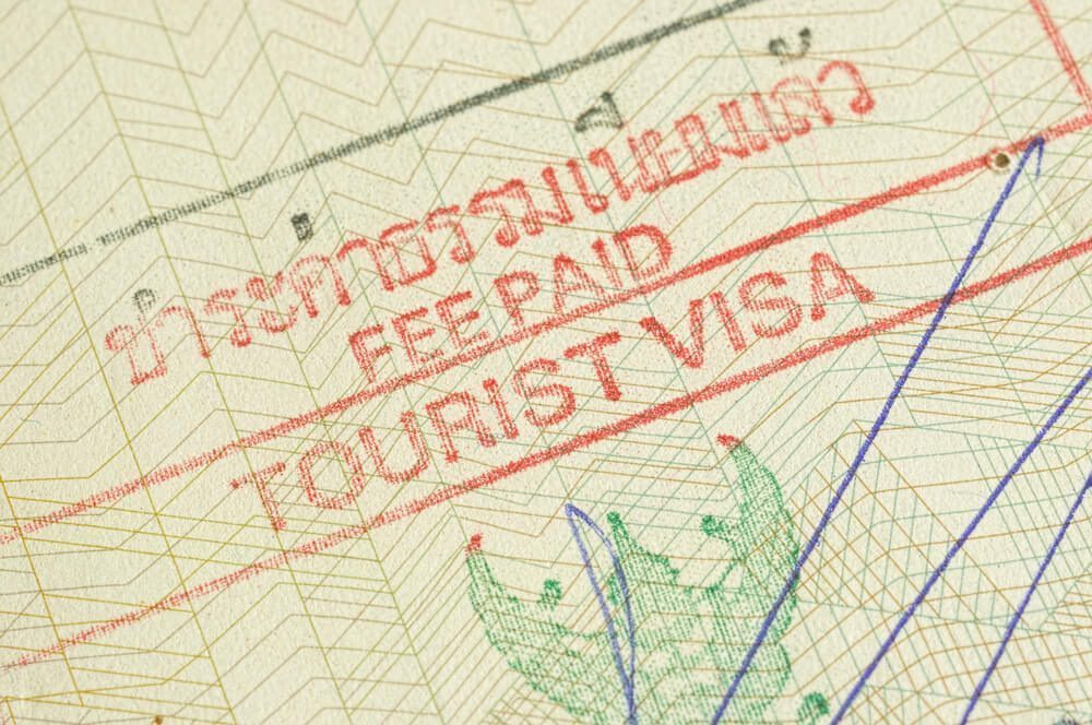 Thailand visa is required to visit the country