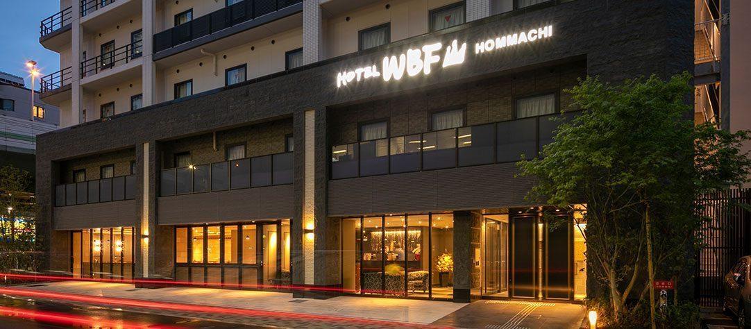 Hotel WBF Hommachi