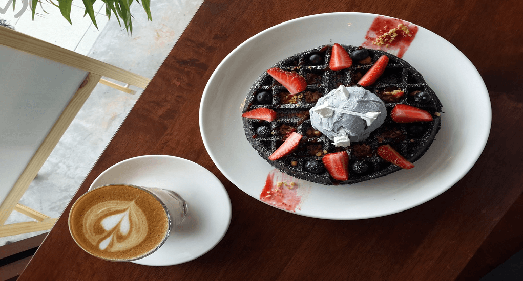 Waffles - Fluffed Cafe & Dessert Bar in Taman Paramount