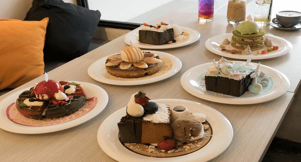 Waffles - Shugatory Dessert Cafe in Damansara Utama