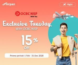 OCBC NISP Exclusive Tuesday