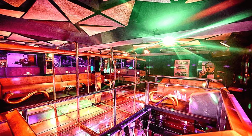Wisata Hiburan Malam - Bangkok