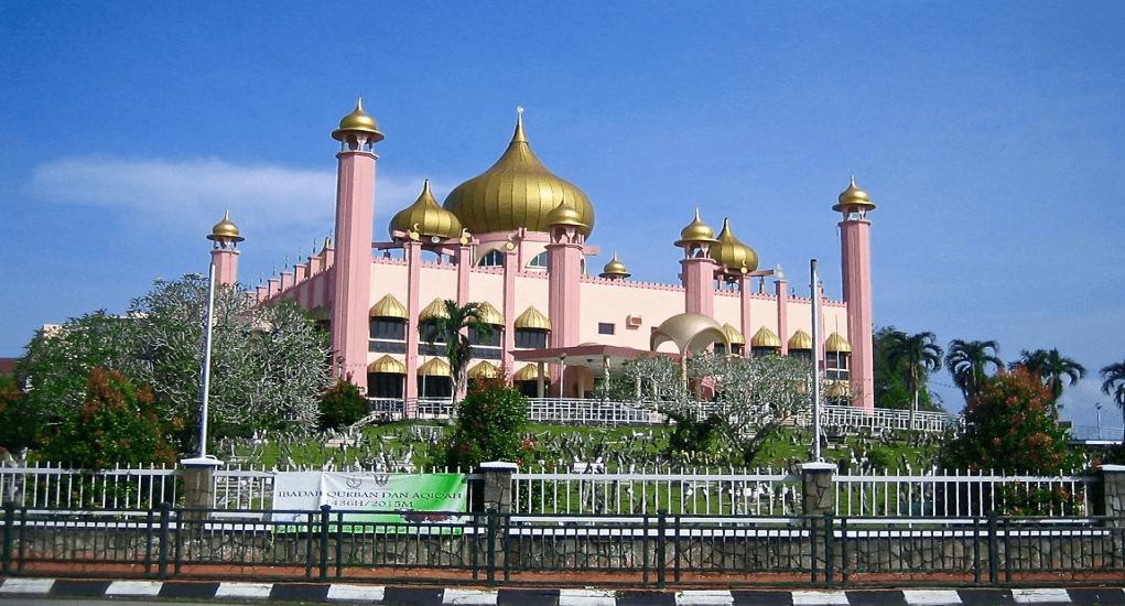 Kuching - Wisata Masjid Agung