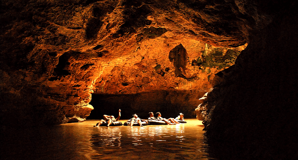 Wisata Yogyakarta - Cave Tubing Kalisuci