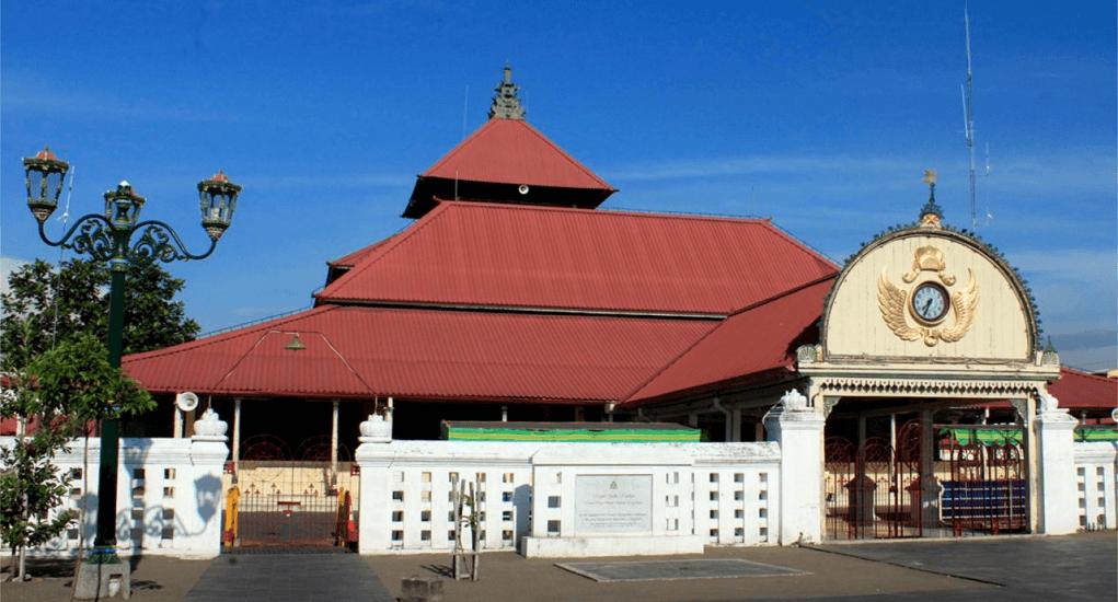 Wisata Yogyakarta - Masjid Kauman