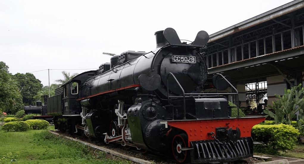 Wisata Yogyakarta - Museum Kereta