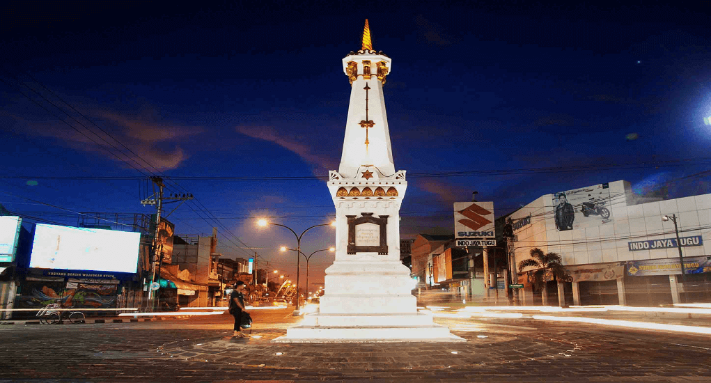 Wisata Yogyakarta - Tugu Yogya