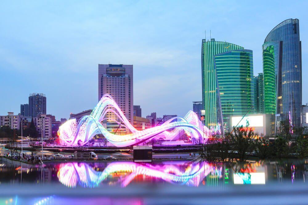 Wuhan trade center