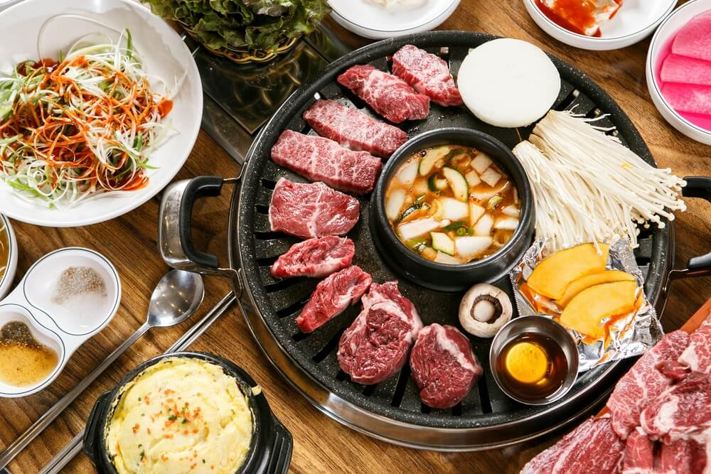 Yeontabal BBQ Restaurant