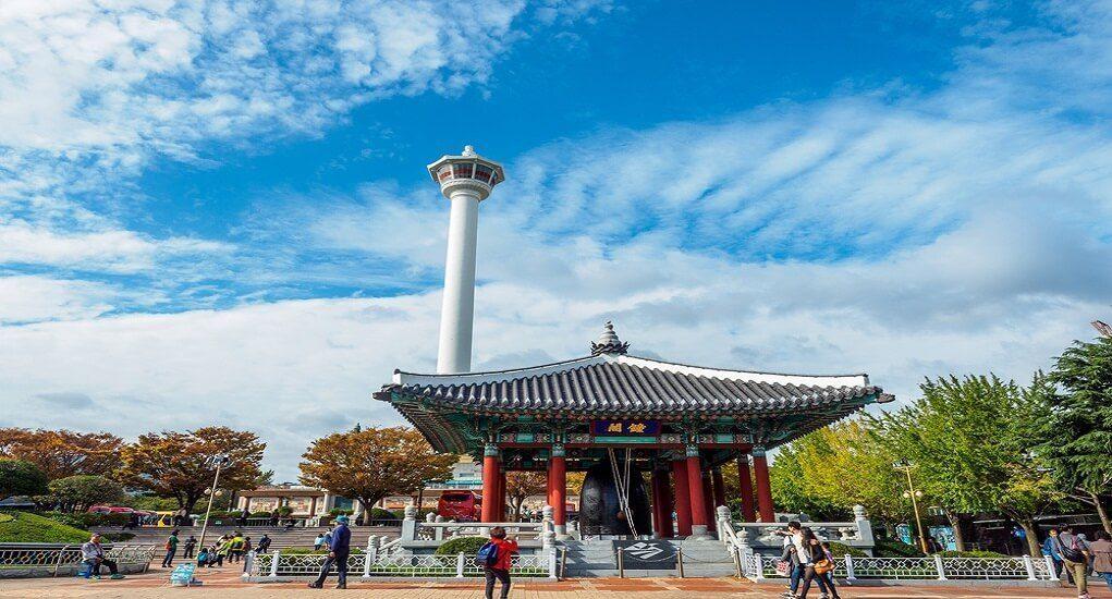 yongdusan-park-korea
