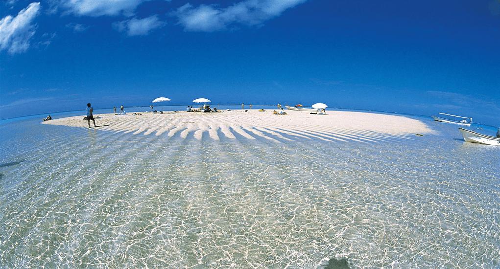 Yurikehama Beach - A Natural Phenomenon