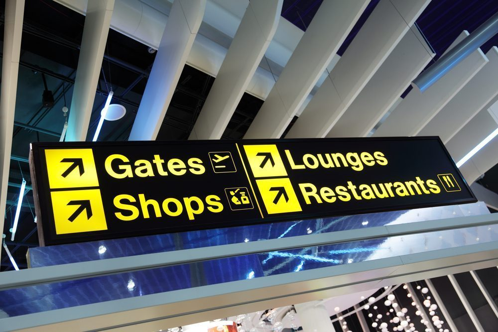 Restaurants in Airports