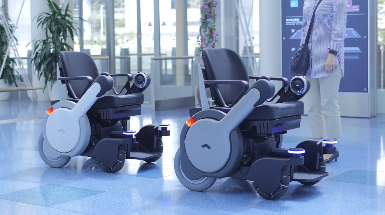 airport wheelchair