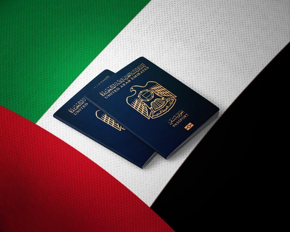arab passport